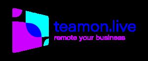 teamon live logo логотип